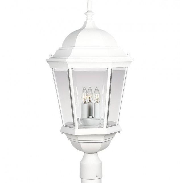 White Porch Light Fixtures