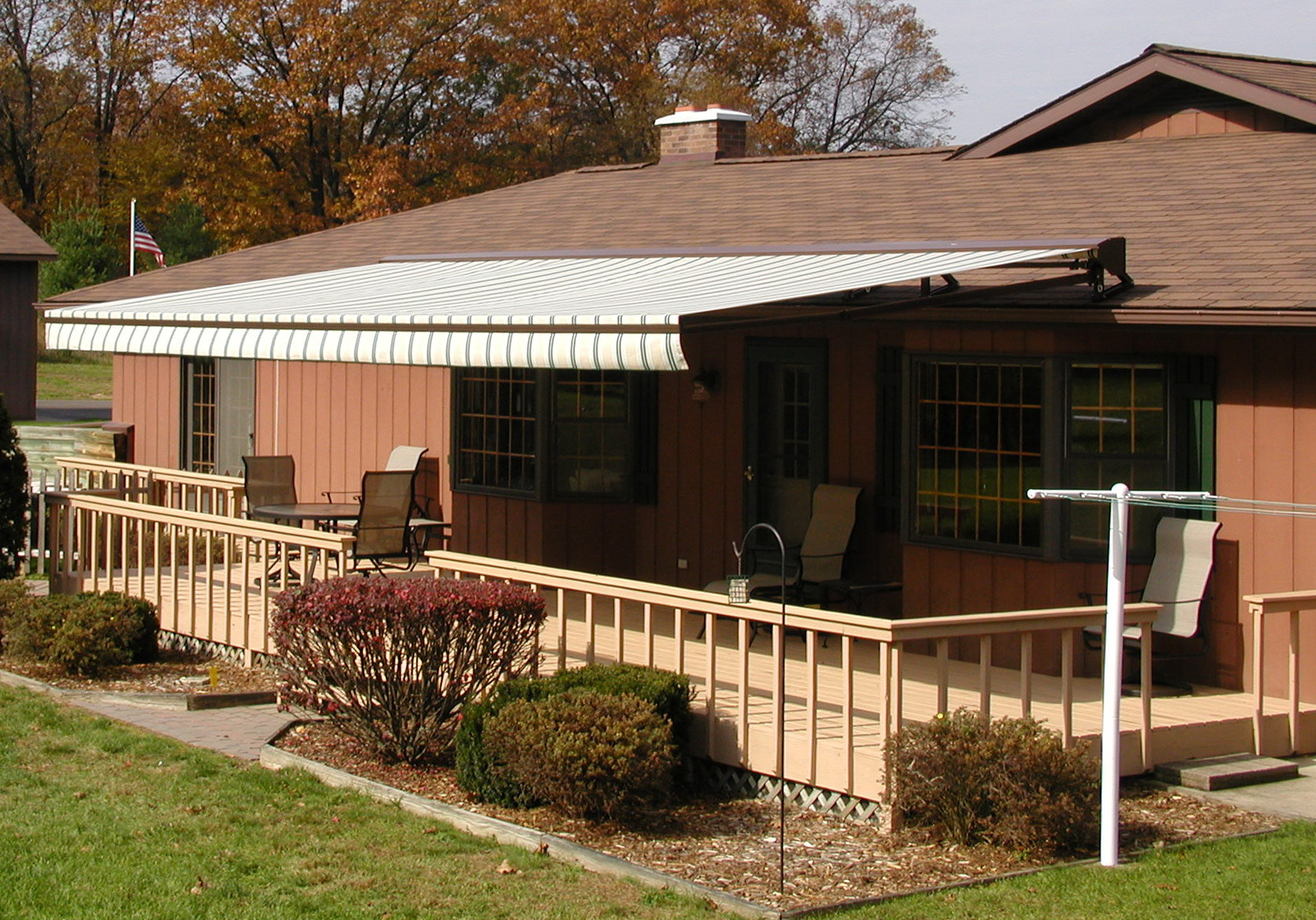 Wood Awnings For Porches