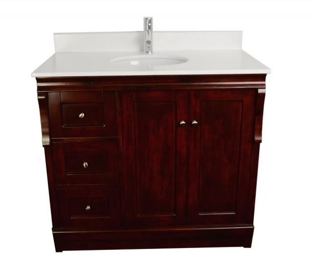 40 Bathroom Vanity Cabinet