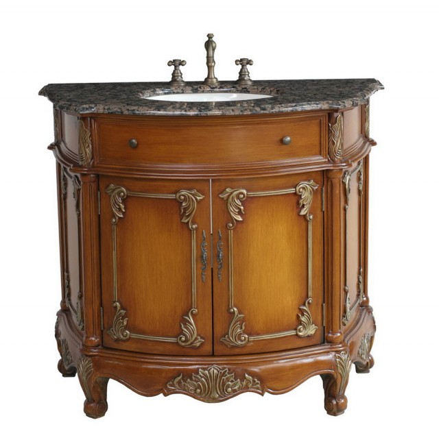 40 Bathroom Vanity With Top