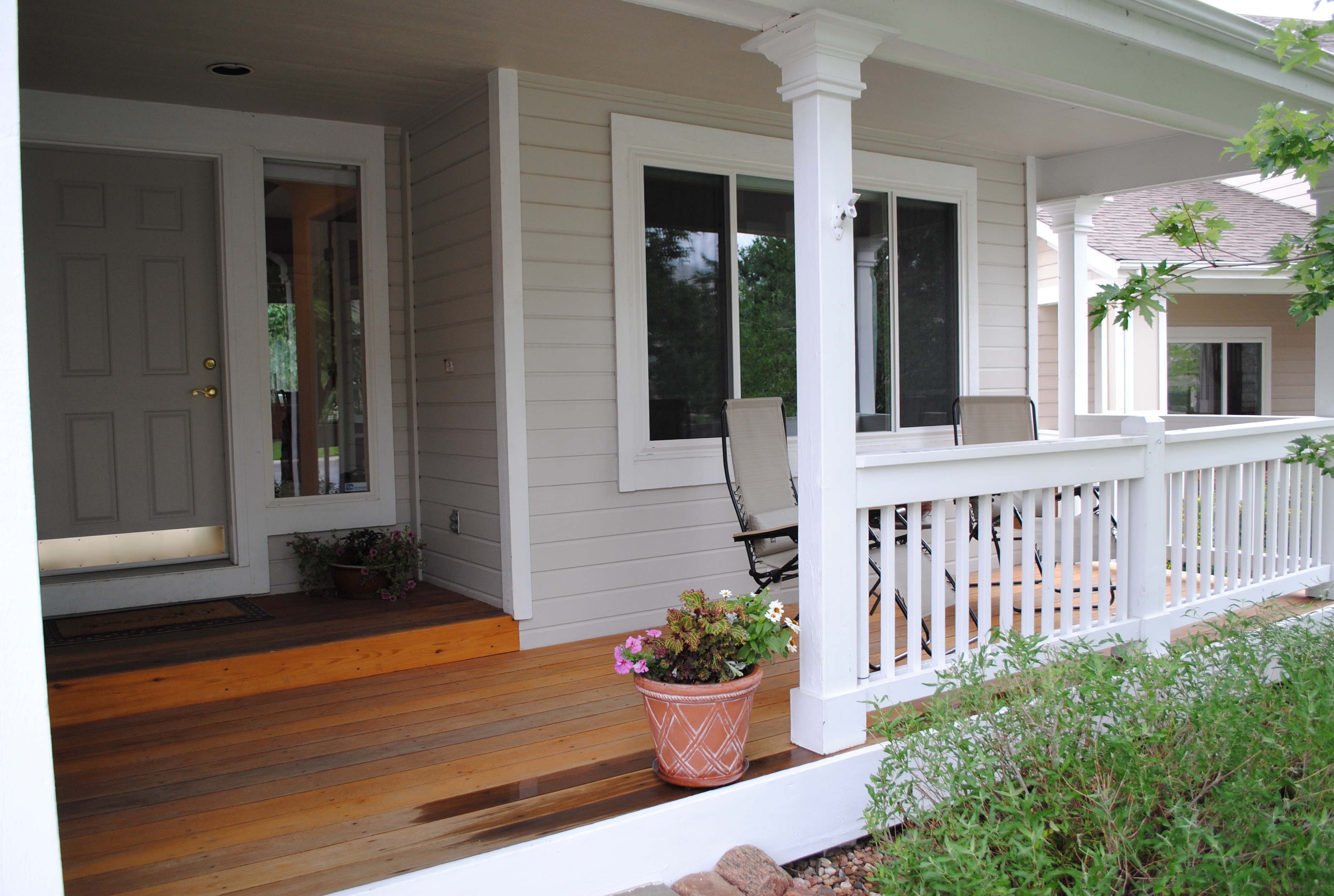 Adding A Porch To My House