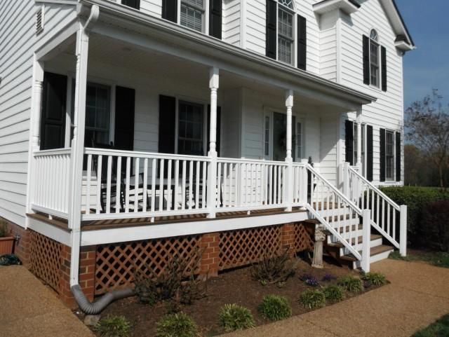 Composite Porch Posts Columns