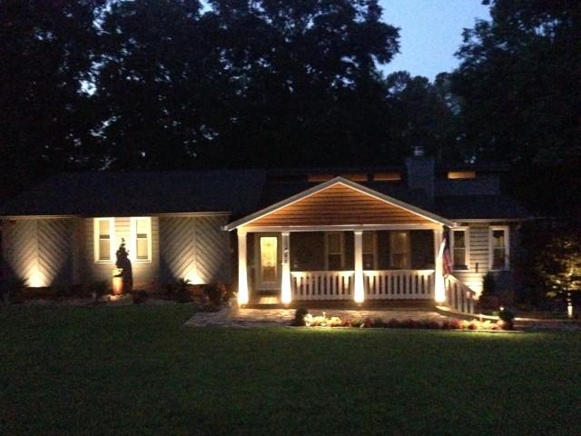 Exterior Porch Lighting Ideas