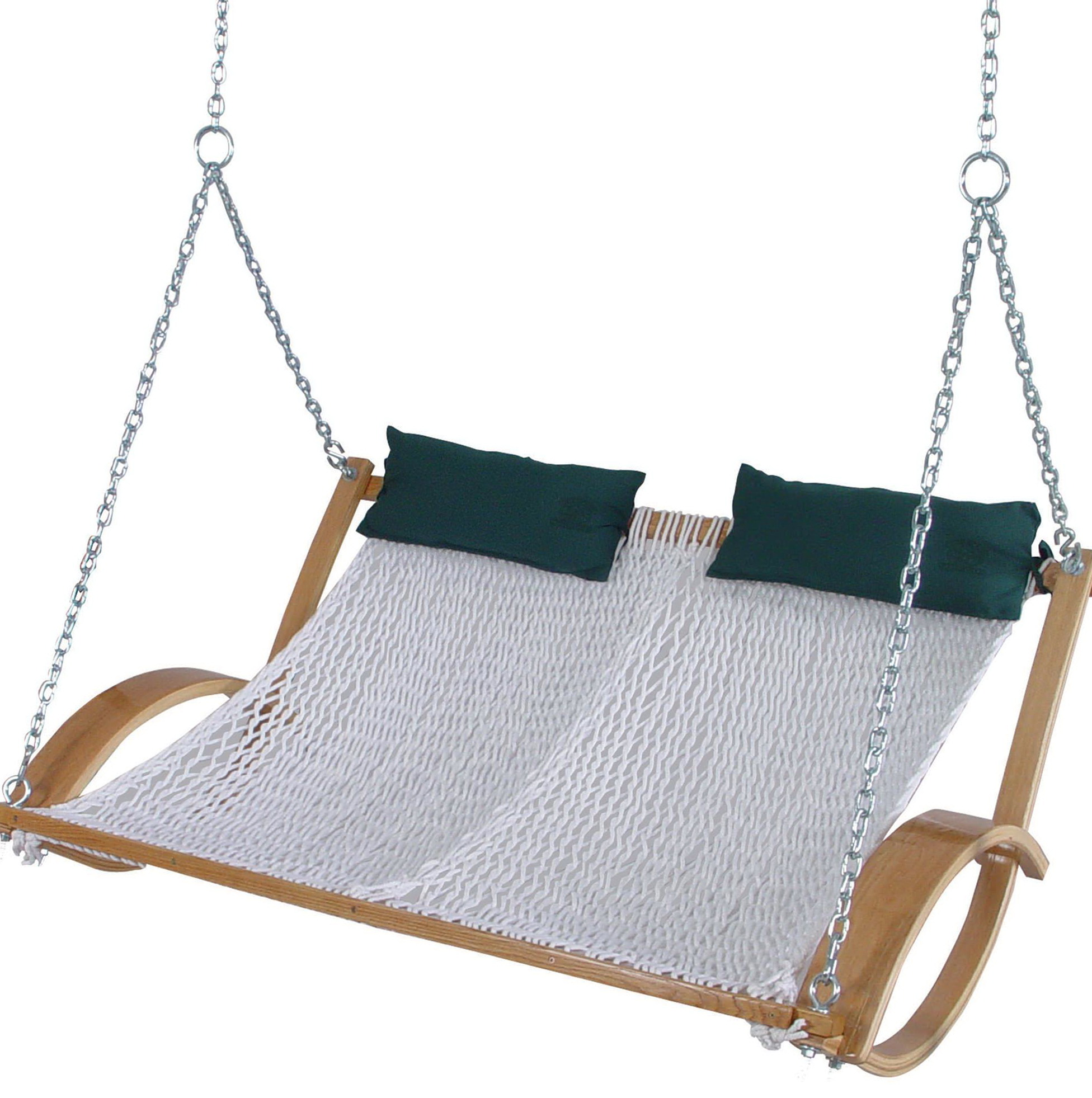 Hang A Porch Swing With Rope