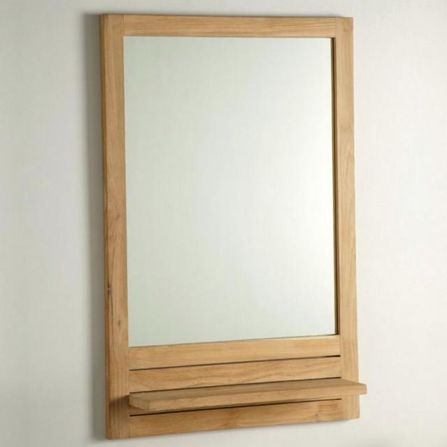 Height Of Bathroom Vanity Mirror