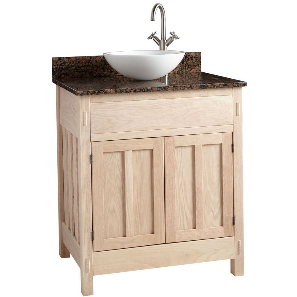 Height Of Bathroom Vanity With Vessel Sink