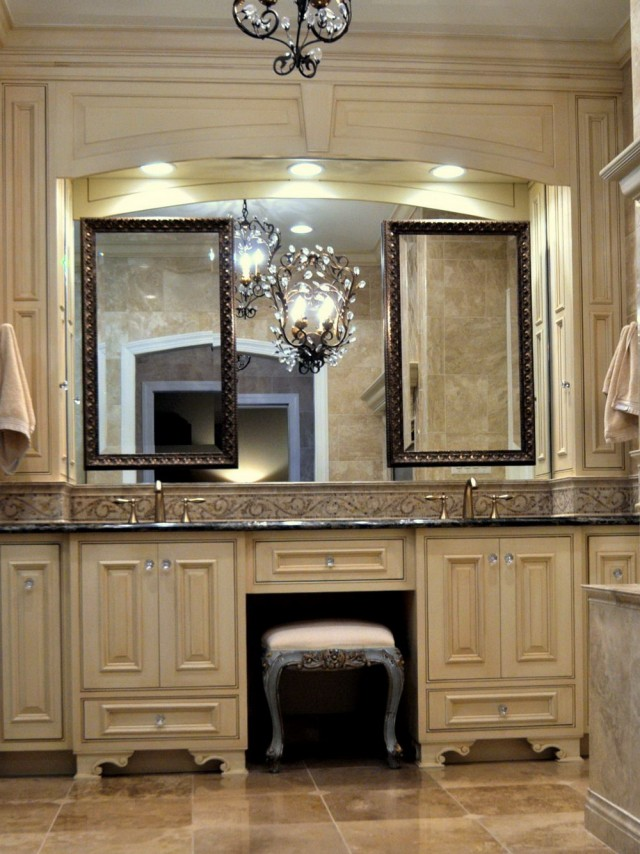 Makeup Vanity Lighting Ideas