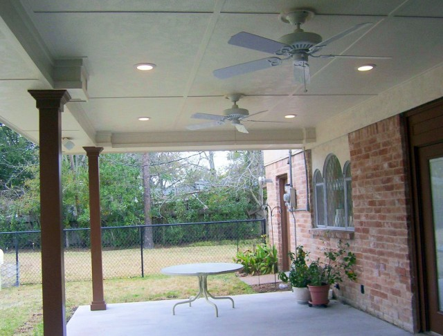 Outdoor Ceiling Porch Light
