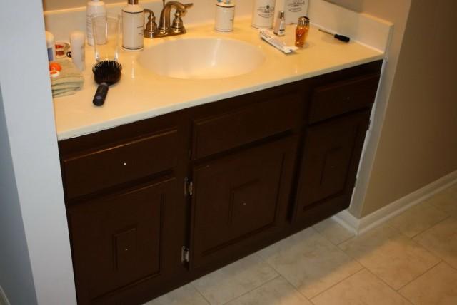 Paint Bathroom Vanity Ideas
