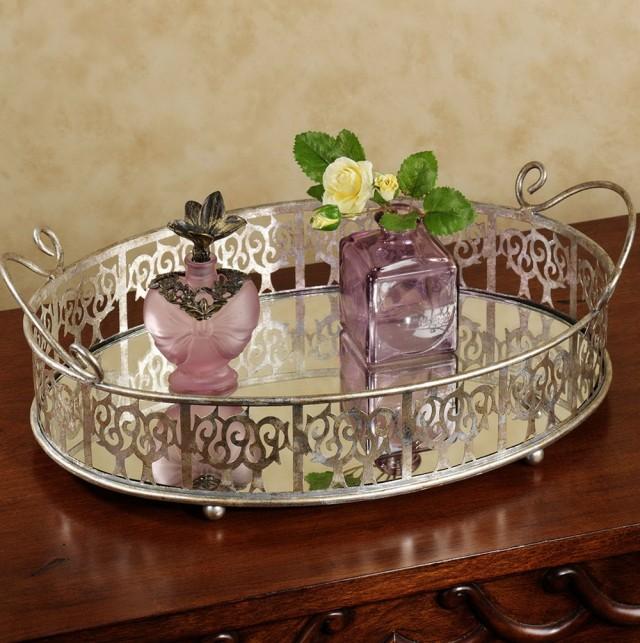 Perfume Vanity Tray Sets