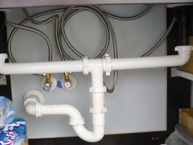 Plumbing Double Vanity Sinks