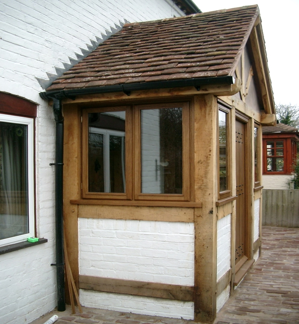 Porch Design Plans Uk