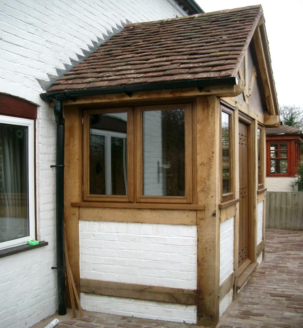 Porch Design Plans Uk