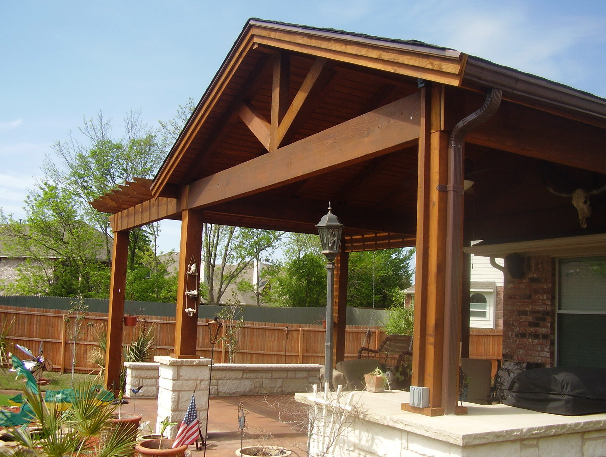 Porch Plans Free Uk