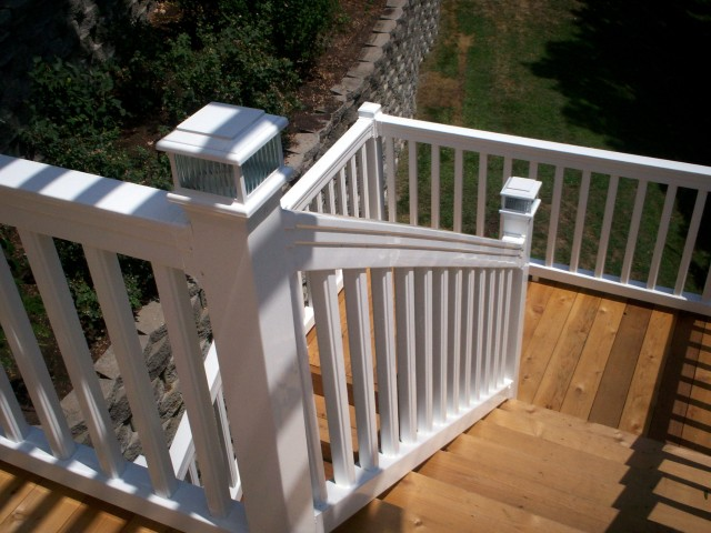 Porch Stair Rail Height