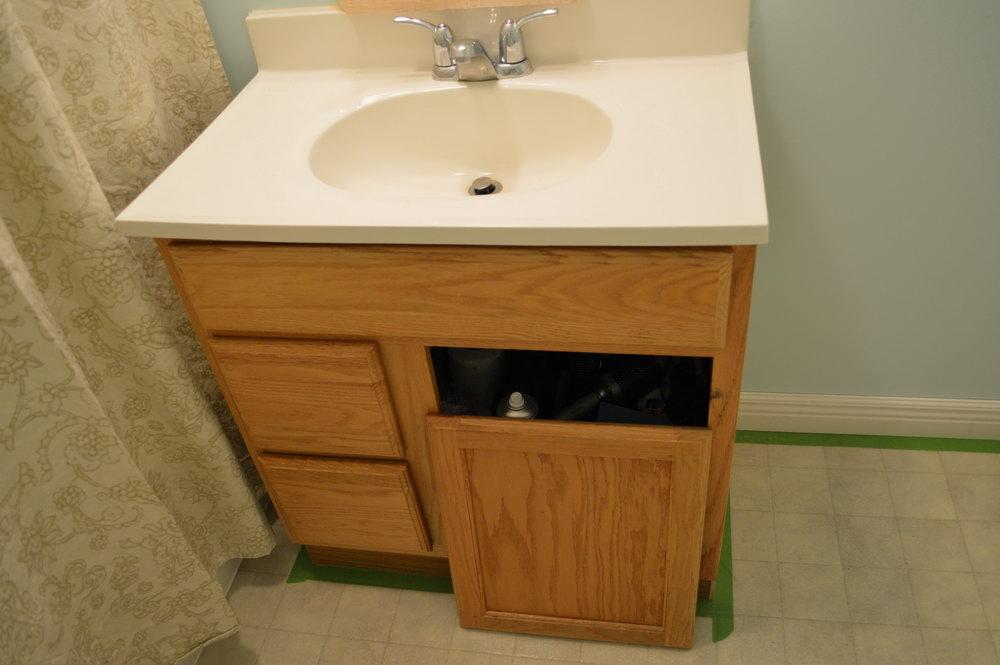 St Paul Vanity Cabinets