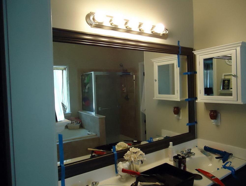 Vanity Mirror Bar Lights