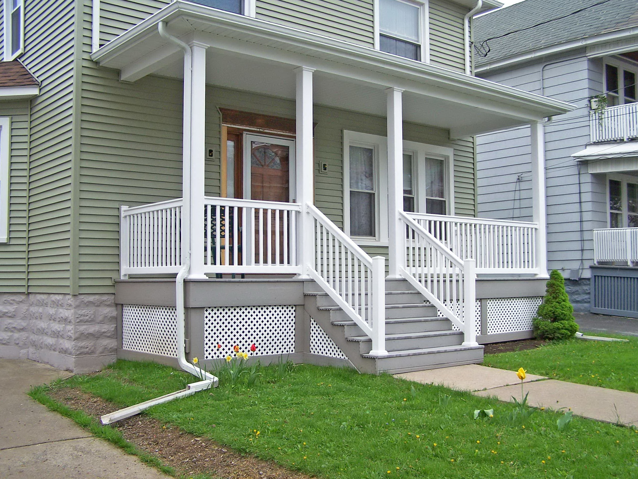 Vinyl Porch Rails And Posts