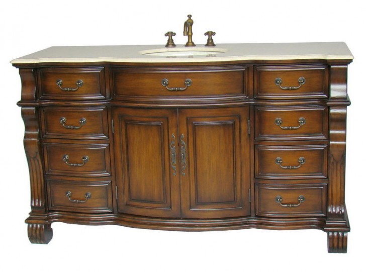 Permalink to 60 Single Sink Vanity Top