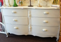 Antique White Dresser Pulls