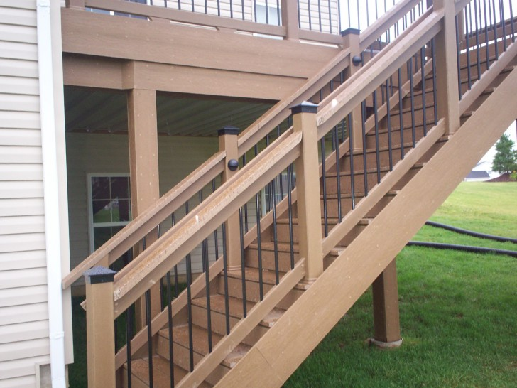 Permalink to Composite Porch Posts And Railings