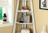 Corner Bookshelf For Kids