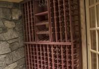 Diy Wine Cellar Racks