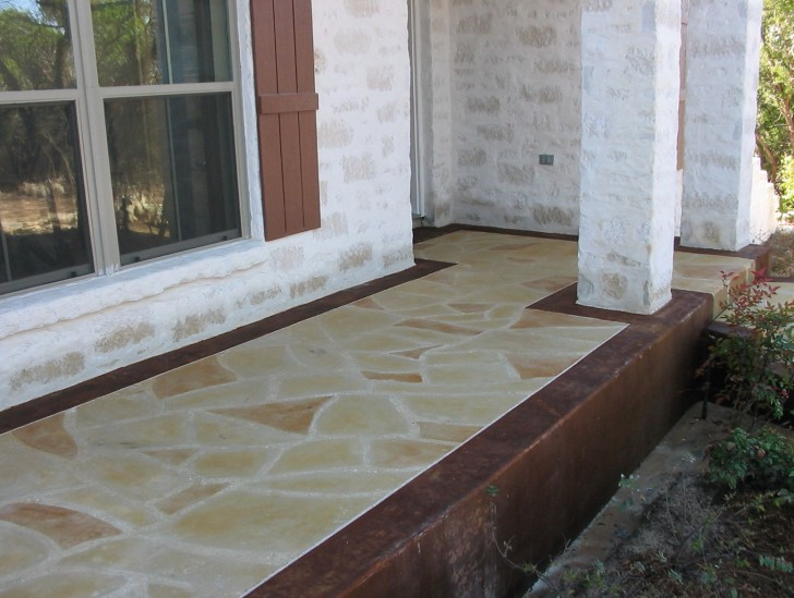 Permalink to Flagstone Front Porch