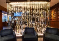 Glass Wine Cellar Wall