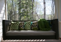 Hanging Porch Swing Plans Free