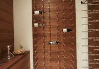 Modern Wine Cellar Racks