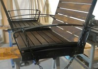 Reversible Back Porch Swing