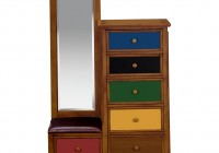 Tall Boy Dresser With Mirror