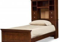 Twin Bed Bookshelf Headboard
