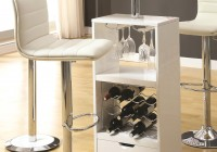 White Wine Rack Furniture
