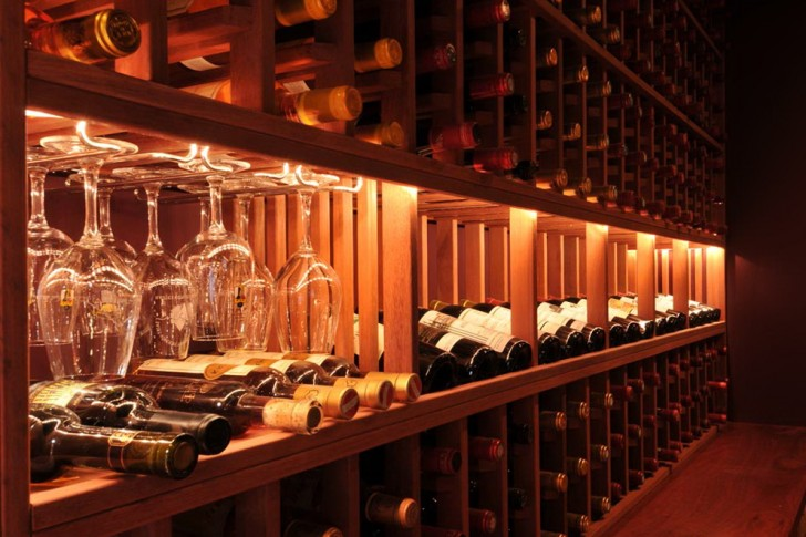 Permalink to Wine Cellar Lighting Ideas