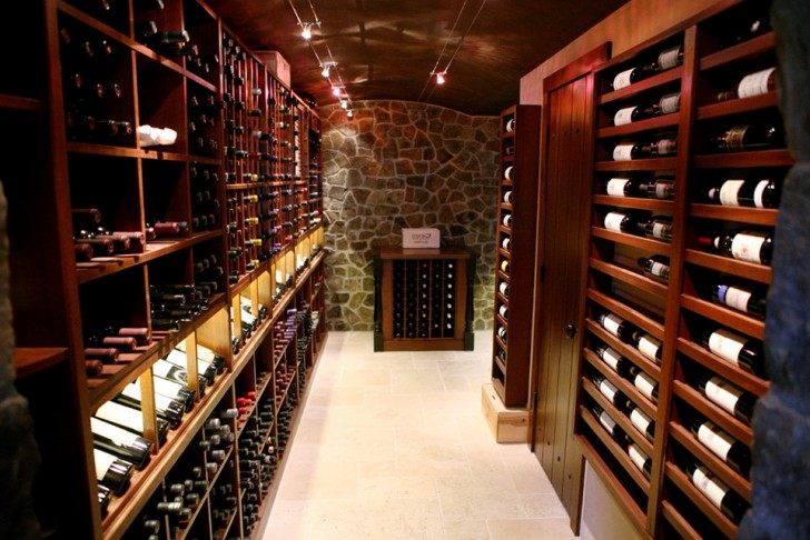 Permalink to Wine Cellar Lighting Options