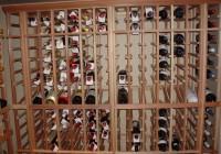 Wine Rack Shelf Plans
