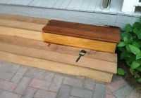 Wood Porch Steps Ideas