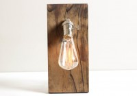 Wooden Wall Sconces Lighting