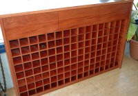 Wooden Wine Cellar Racks