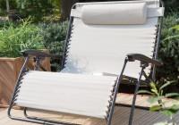 Zero Gravity Chaise Lounge Outdoor
