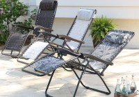Zero Gravity Chaise Lounge Reviews